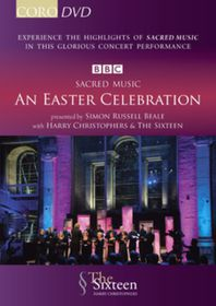 Various Composers: Sacred Music - Easter (Sixteen/Christophers) - (Import DVD)