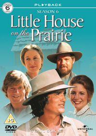 Little House on the Prairie - Series 6 - (Import DVD)