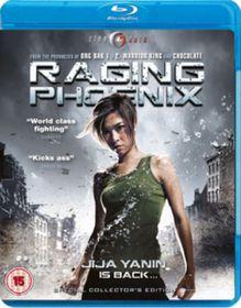 Raging Phoenix - (Import Blu-ray Disc)