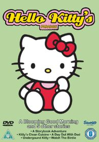 Hello Kitty Paradise - A Blooming Good Morning - (Import DVD)