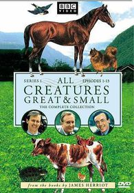 All Creatures Great & Small:Ssn1 - (Region 1 Import DVD)