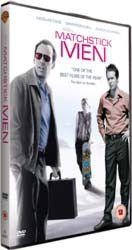Matchstick Men (2003) - (DVD)