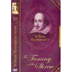 William Shakespeare's The Taming of the Shrew (Live Theatre) - (DVD)