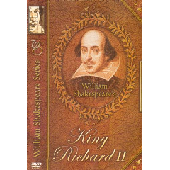 William Shakespeare's King Richard II (Live Theatre) - (DVD)