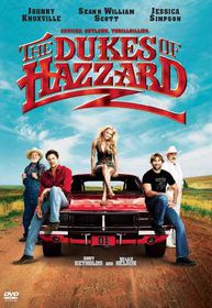 The Dukes of Hazzard (2005) - (DVD)
