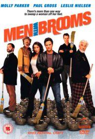 Men With Brooms  (Import DVD)