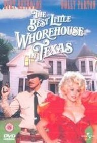 Best Little Whorehouse in Texas - (Australian Import DVD)