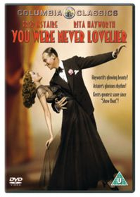 You Were Never Lovelier - (Import DVD)