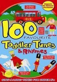 100 Toddler Tunes - (Import DVD)