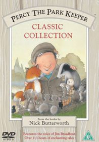 Percy The Park Keeper-Classic (Import DVD)