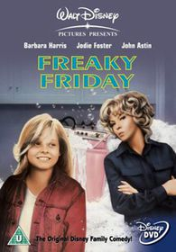Freaky Friday (1977) - (Import DVD)