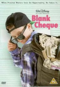Blank Cheque - (Import DVD)