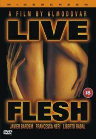 Live Flesh - (Import DVD)
