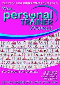 Personal Trainer Interactive  (Import DVD)