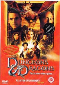 Dungeons And Dragons (DVD)
