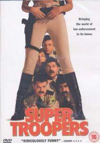 Super Troopers - (Import DVD)