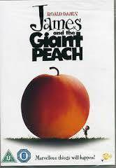 James & The Giant Peach (DVD)