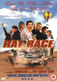 Rat Race - (Import DVD)