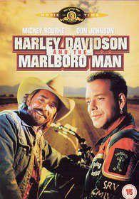 Harley Davidson & The Marlboro Man [1991] (DVD)