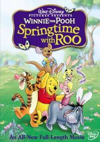 Winnie The Pooh Springtime With Roo (DVD)