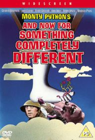 And Now For Something Completely Different (Import DVD)