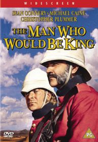 Man Who Would Be King - (Import DVD)