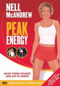 Nell Mcandrew-Peak Energy - (Import DVD)