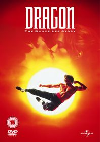 Dragon - Bruce Lee Story (Import DVD)