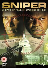 Sniper: 23 Days Of Fear in Washington DC - (Import DVD)