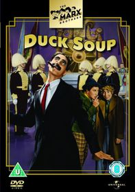 Duck Soup (Marx Bros) - (Import DVD)