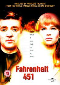 Fahrenheit 451 - (Australian Import DVD)