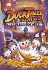 Ducktales : The Movie Treasure of the Lost Lamp (DVD)