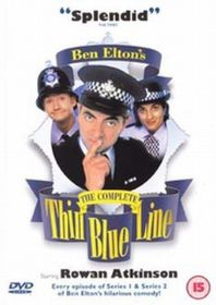 The Thin Blue Line - Complete Series 1 & 2 (Import DVD)