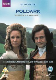 Poldark Series 2 Part 1 - (Import DVD)