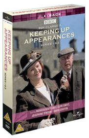Keeping Up Appearances - Series 1 & 2 - (DVD)