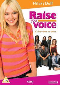 Raise Your Voice - (Import DVD)