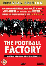 The Football Factory (DVD)