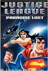 Justice League Paradise Lost (DVD)
