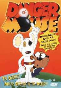 Danger Mouse Saves the World... Again! (DVD)