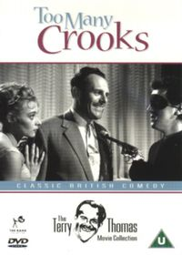 Too Many Crooks (Terry Thomas) - (Import DVD)