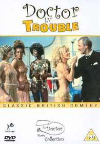 Doctor in Trouble (DVD)