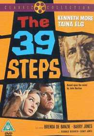 The 39 Steps [1959] (DVD)