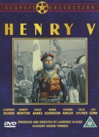 Henry V (Olivier) - (Import DVD)