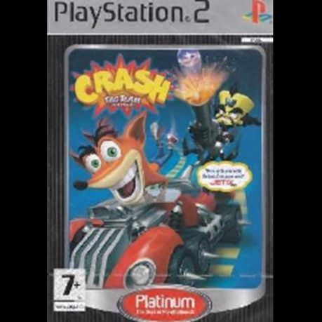 Crash Tag Team Racing (Platinum) (PS2)