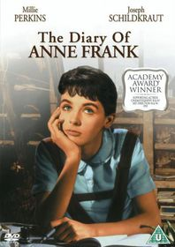 The Diary of Anne Frank (1959)(DVD)