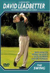 David Leadbetter - The Swing - (DVD)