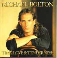 Michael Bolton - Time, Love & Tenderness : Best of (CD)