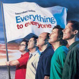 Barenaked Ladies - Everything To Everything (CD)