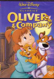 Oliver & Company - (DVD)