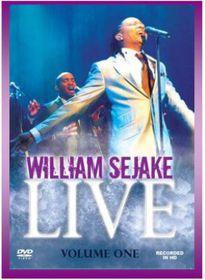 Sejake William - Live (DVD)